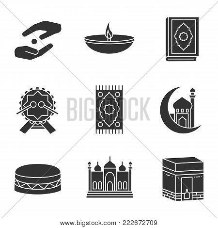 Islamic culture glyph
