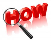 picture of crime solving  - how explanation and search solution - JPG
