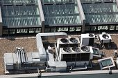 foto of hvac  - Air conditioning equipment - JPG