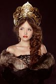 picture of headdress  - Russian Beauty - JPG
