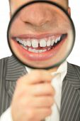 Magnifying Smile