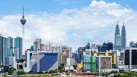 foto of klcc  - Kuala Lumpur city - JPG