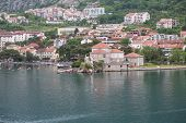 foto of ares  - Seaside resort ares on the coast of Montenegro - JPG