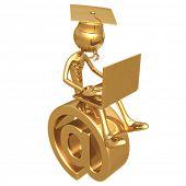 picture of obelix  - Golden Grad Online Education - JPG
