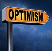 image of think positive  - optimism think positive be an optimist by having a positivity attitude that leads to a happy optimistic life and mental health   - JPG