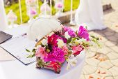 picture of marriage decoration  - Decorations wedding - JPG