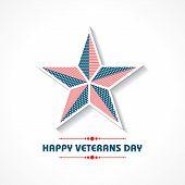 pic of veterans  - Creative veterans Day Greeting of america stock vector - JPG
