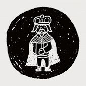 picture of scepter  - King Doodle - JPG