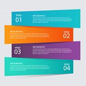 Infographic Templates For Business.  Infographics Statistic Vector. Infographic For Presentation. Ca poster