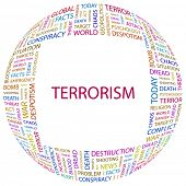 stock photo of tyranny  - TERRORISM - JPG