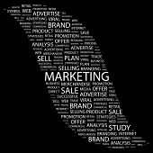 stock photo of marketing plan  - MARKETING - JPG