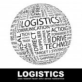 stock photo of supply chain  - LOGISTICS - JPG