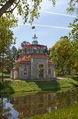 picture of tsarskoe  - Pavilion in Chinese style in Tsarskoe Selo - JPG