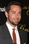 LOS ANGELES - MAY 22:  Zachary Levi arrives at the 37th Annual Gracie Awards Gala at Beverly Hilton