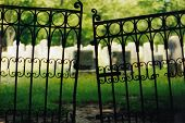 Cemetary Gates poster