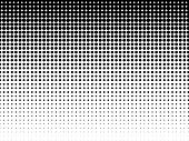 picture of half  - Halftone background - JPG