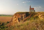 Romanesque Church Saint Michael In Slovakia
