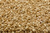 pic of backround  - wood pellets useable perfectly as backround or picture - JPG