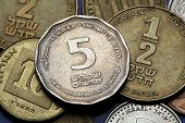 pic of shekel  - Coins of Israel - JPG