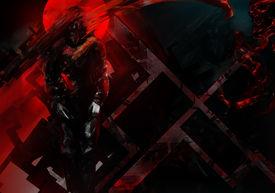 pic of morbid  - Horror man character abstract  - JPG