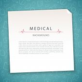 picture of aquamarine  - Aquamarine Medical Background - JPG
