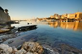 stock photo of zea  - Yachts in Zea Marina in Athens - JPG