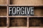picture of forgiveness  - The word  - JPG