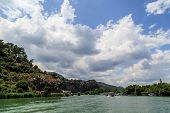 pic of dalyan  - DALYAN TURKEY  - JPG