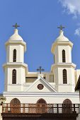 pic of mary  - Cairo, Egypt - Saint Virgin Mary Coptic Orthodox Church  - JPG