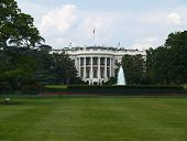 The Whitehouse In Washington Dc