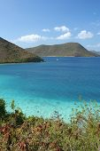 Leinster Bay, St. John, Overlook