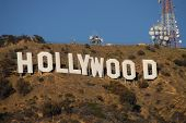 Cerca de Hollywood Sign - Up