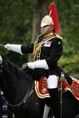 2012, Trooping The Color