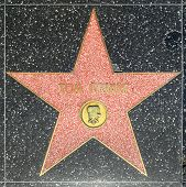 Tom Cruises estrela no Hollywood Walk Of Fame