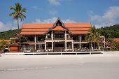 Beach Resort Main Building poster