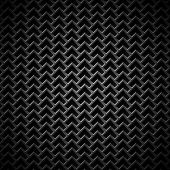 picture of titanium  - Technology background with seamless black metal  - JPG