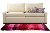 picture of futon  - Sofa - JPG