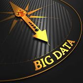 stock photo of byte  - Big Data Concept - JPG