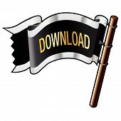 stock photo of pirate flag  - Download e - JPG