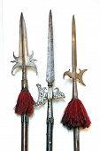 image of spears  - Weapon set - JPG