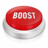 Boost 3D Button