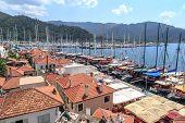 pic of marina  - MUGLA TURKEY  - JPG