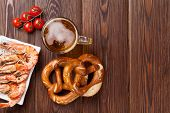 picture of pretzels  - Pretzel - JPG