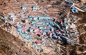 image of sherpa  - Namche Bazar  - JPG