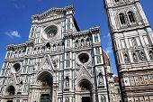 foto of mary  - The Basilica di Santa Maria del Fiore  - JPG