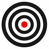 target poster