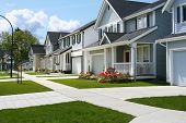 pic of subdivision  - Friendly neighborhood - JPG