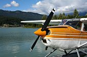 foto of hydroplanes  - Float plane - JPG