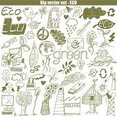 grande vector set - eco