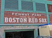 Boston - Apr 20: Fenway Park On April 20, 2012 In Boston, Usa